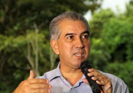 Governador realiza evento em Amambai e entrega obras em Maracaju