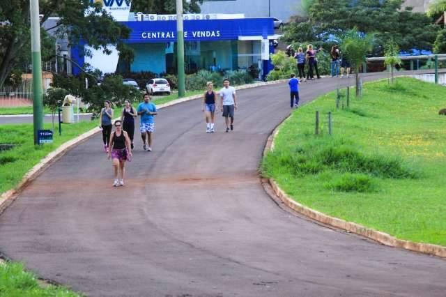No topo do sobrepeso, prefeitura quer tornar esporte prioridade na Capital