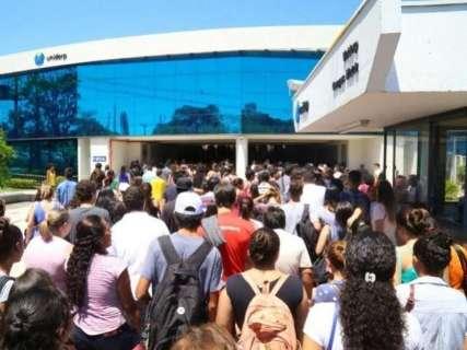Número de inscritos no Enem sobe no Brasil, mas diminui 10,4 mil em MS