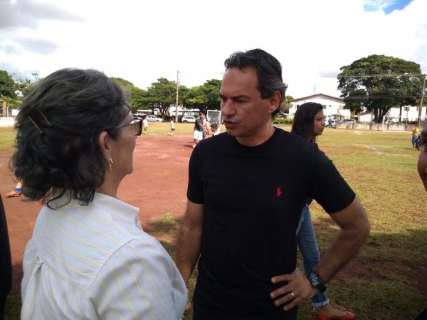 Marquinhos espera ter mais recursos com ministros de MS e Bolsonaro