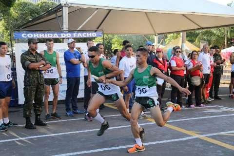 Grupo Percurso Livre vence a  disputa na tradicional corrida do Facho