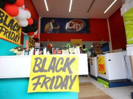 Com ajuda da Black Friday, comércio de MS aumenta vendas em novembro