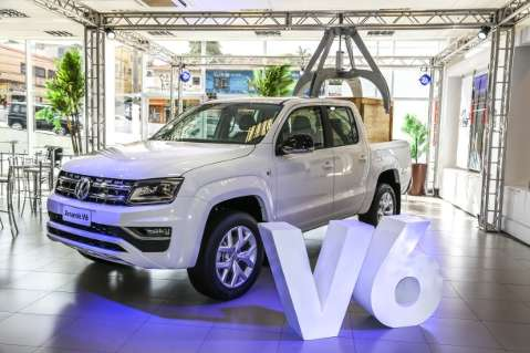 Volkswagen começa a vender a nova Amarok V6 diesel