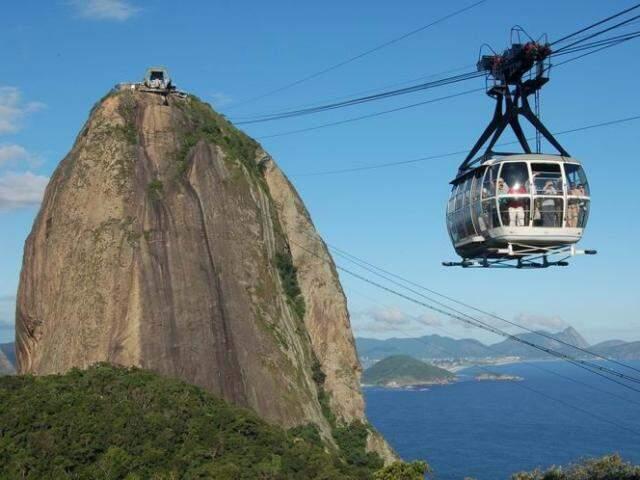 Um dos pontos turísticos mais famosos do Brasil e do mundo. (Foto: Prefeitura do RJ)