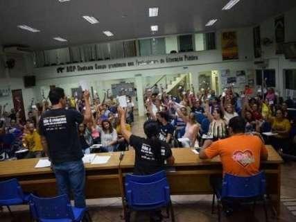 Prefeitura negocia reajuste de 4,17% parcelado para servidores