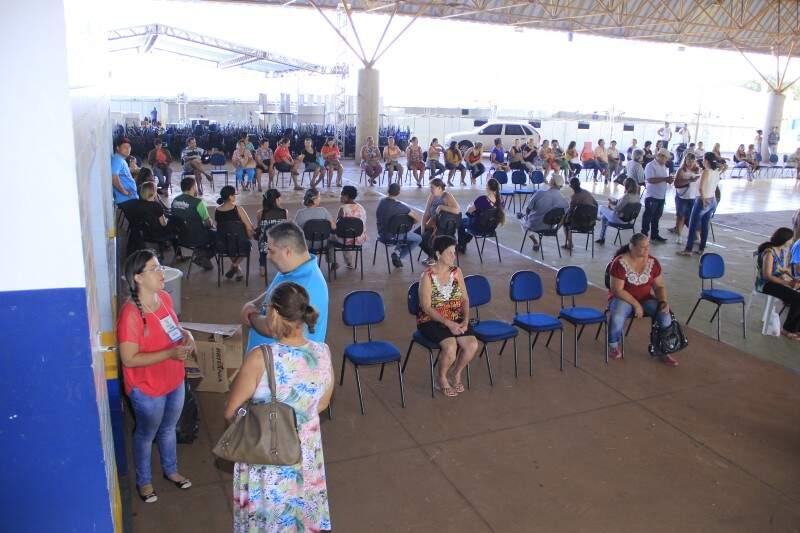 Atendimentos serão feitos no Complexo Jorjão, no Jardim Água Boa (Foto: Divulgação)