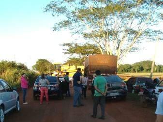 Produtores não têm como escoar produção com estradas danificadas (Foto: Divulgação/PMRE)
