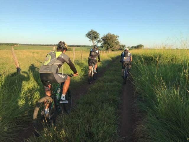 Etapa do Desafio das Araras será realizado em Terenos na próxima semana (Foto: Divulgação)
