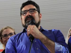 Sérgio Harfouche seria candidato ao vice-governo do Estado (Foto/Arquivo: Marina Pacheco)