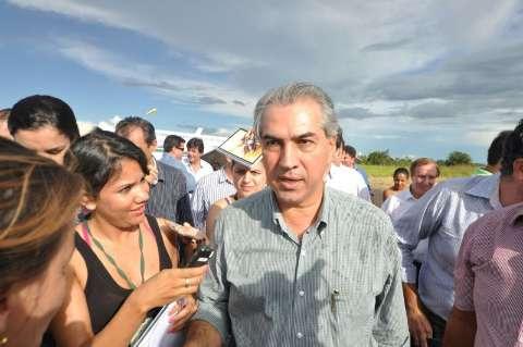 Obra que vai facilitar exportações começa em junho, diz Reinaldo