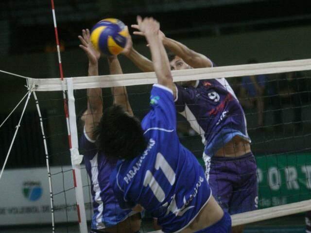 Torneio movimentará equipes de voleibol de Campo Grande (Foto: FVMS/Divulgação)