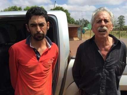 Polícia prende pai e filho acusados de pelo menos 30 mortes na fronteira
