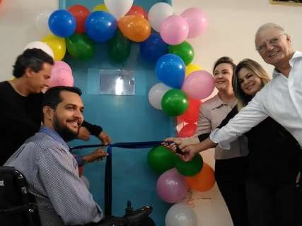 IMPCG abre consultório odontológico para pessoas com deficiência