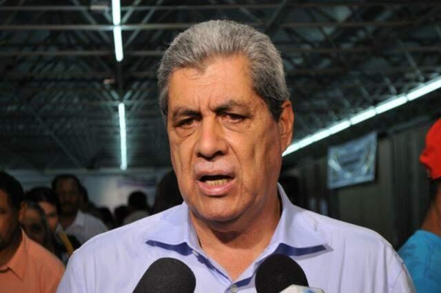 Ex-governador de MS, André Puccinelli (PMDB). (Foto: Alcides Neto/Arquivo).