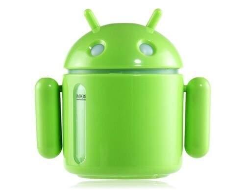Umidificador USB Android.