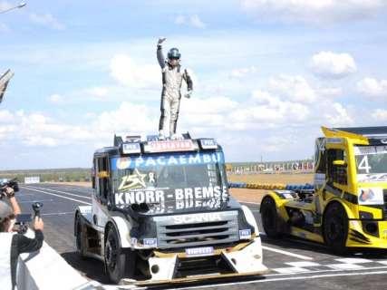 Segunda prova da Copa Truck termina com vitória de Roberval Andrade