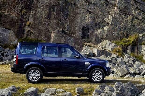 Land Rover apresenta a linha 2014 do Discovery