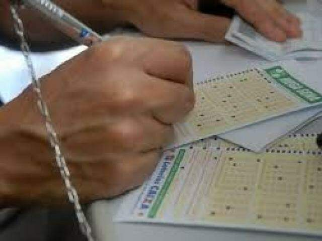 Aposta mínima custa R$ 3,50 (Foto: Agência Brasil)