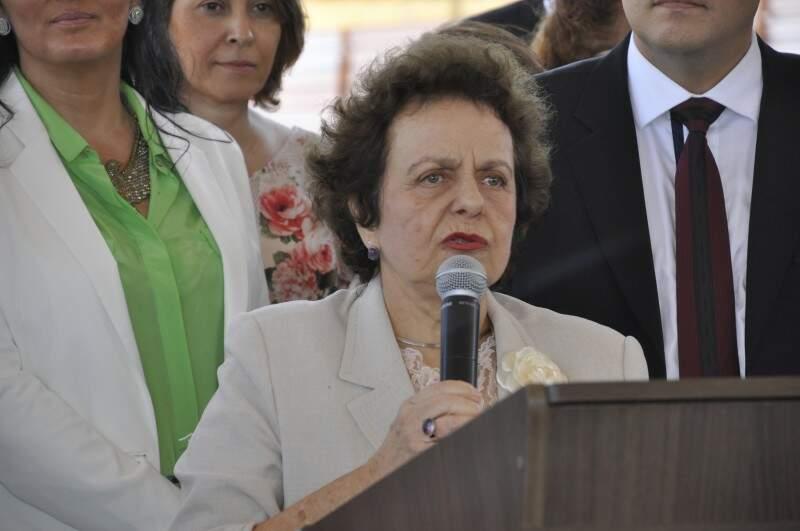 Ministra afirmou que as mulheres estão denunciando mais (Foto: Marcelo Calazans)