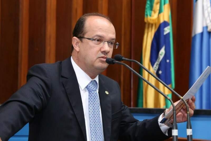 José Carlos Barbosa diz que vai adotar o diálogo na gestão na Secretaria de Justiça e Segurança Pública (Foto: Assembleia Legislativa)