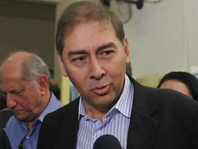 Ex-prefeito de Campo Grande, Alcides Bernal. (Foto: Alcides Neto/Arquivo)
