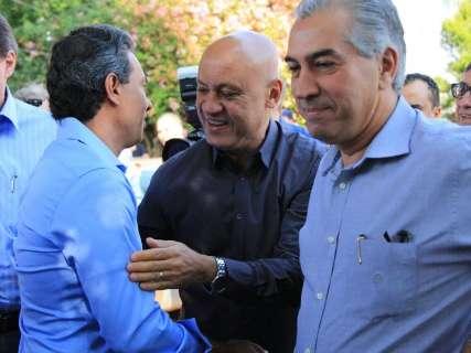 Com apoio fechado de 5 partidos, PSDB espera dobrar número de aliados