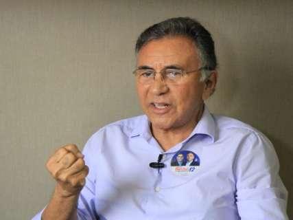 Reinaldo tem 53% das intenções de votos válidos e Odilon 47%, diz Ibope