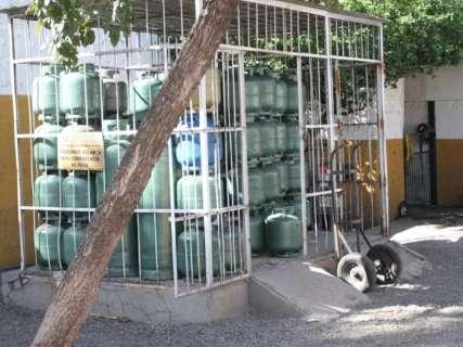 Com altas sucessivas, gás de cozinha já é vendido por até R$ 95 em MS