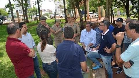 Organização monta estrutura de saúde e segurança para os Jogos Urbanos