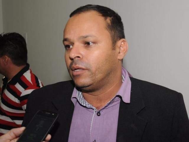 Alexandre afirma que PMN quer espaço competitivo para seus candidatos. (Foto: Paulo Francis)