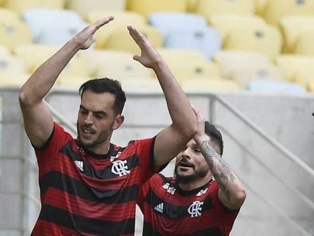 Rhodolfo, Flamengo, Flamengo x Bangu (Foto: André Durão/GloboEsporte.com)
