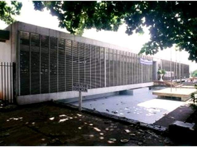 Edifício do SESI.