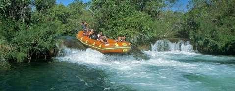 Para incentivar turismo internacional, Corumbá e Bonito  participam de evento