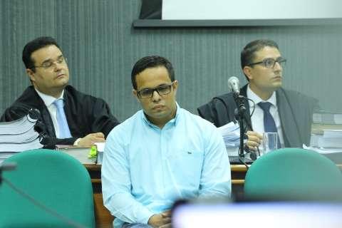 Defesa de Cristhiano Luna pede absolvição ou condenação por lesão corporal