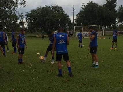 Destaque do Comerário, Rodrigo Grahl desfalca o Galo na Copa Verde