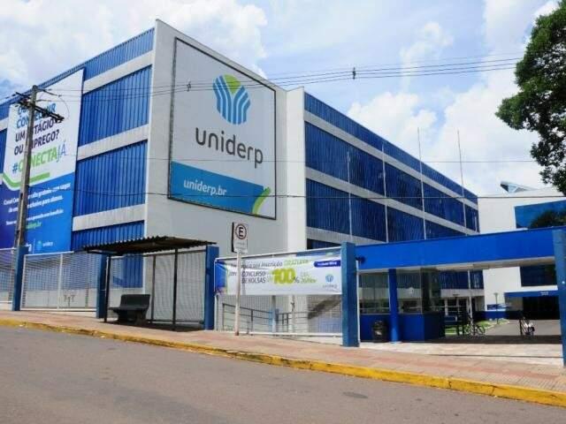 Entrada da universidade pela avenida Ceará (Foto: Paulo Francis)