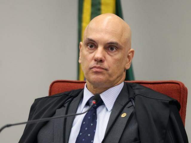 Voto de Alexandre de Moraes no STF abriu caminho para anulação de liminar que havia liberado Amorim. (Foto: Nelson Jr./SCO/STF)