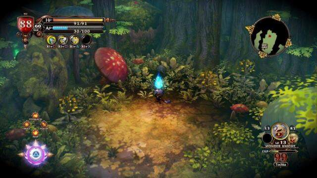 Confira a análise sobre o jogo The Witch and the Hundred Knight 2