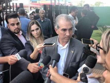 Reinaldo vai entregar 31 viaturas em Dourados neste sábado