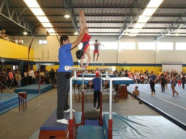 Novo Centro de Formação de Atletas foi inaugurado no ano passado (Foto: PMCG/Divulgação)