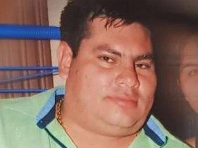 Paraguaio Marcio Giménez é apontado como chefe dos pistoleiros que agem na linha internacional entre MS e Amambay (Foto: ABC Color)