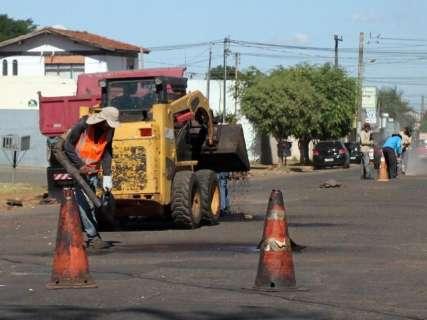 Prefeitura marca para 6 de agosto próxima etapa da licitação tapa-buraco