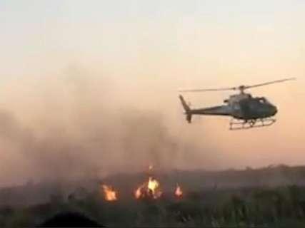 Clima de guerra e prisão: Choque deixa fazenda, mas invasão continua