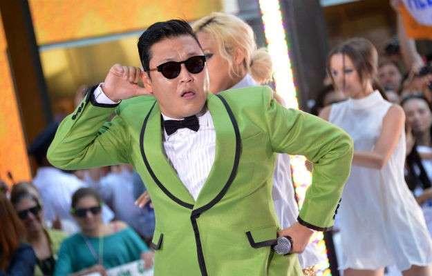 Manchete de blogs hoje: suposta nova música de Psy lançada no Youtube