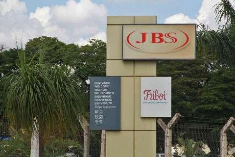 Justiça analisa pedido de multa de R $ 10 milhões à JBS por parar frigoríficos