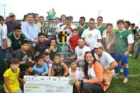Copa Assomasul define mais três classificados no sábado em Murtinho
