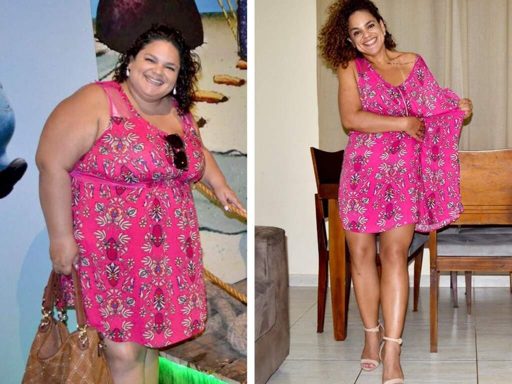 Ludmilla transformou a vida, acredite, depois de um programa de televisão. (Foto: Aurélio Marques)