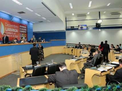 Câmara aprova 17 projetos de leis na penúltima sessão antes de recesso