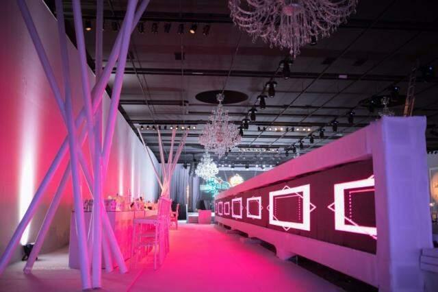 Diamond ganhou vários ambientes, comprovando a versatilidade. Foto: Maurício Paulino
