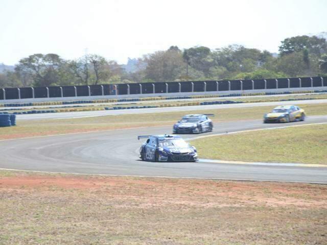 Autódromo recebeu este ano a Stock Car, principal categoria do automobilismo nacional (Foto: Paulo Francis/Arquivo)